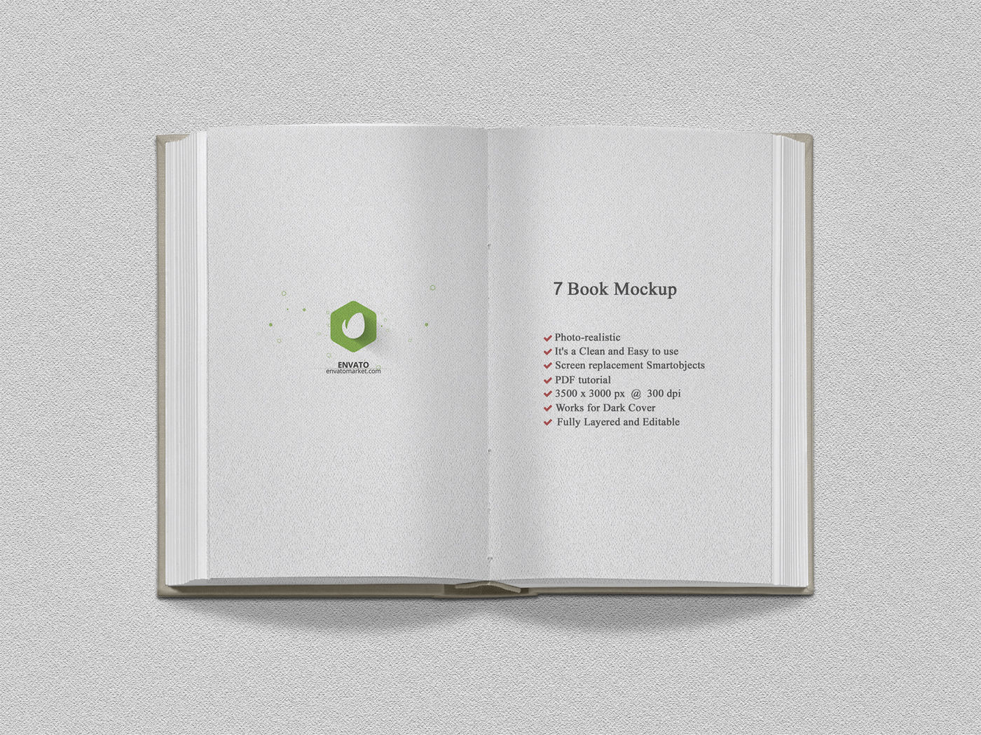 Book Mockup Psd Free Download