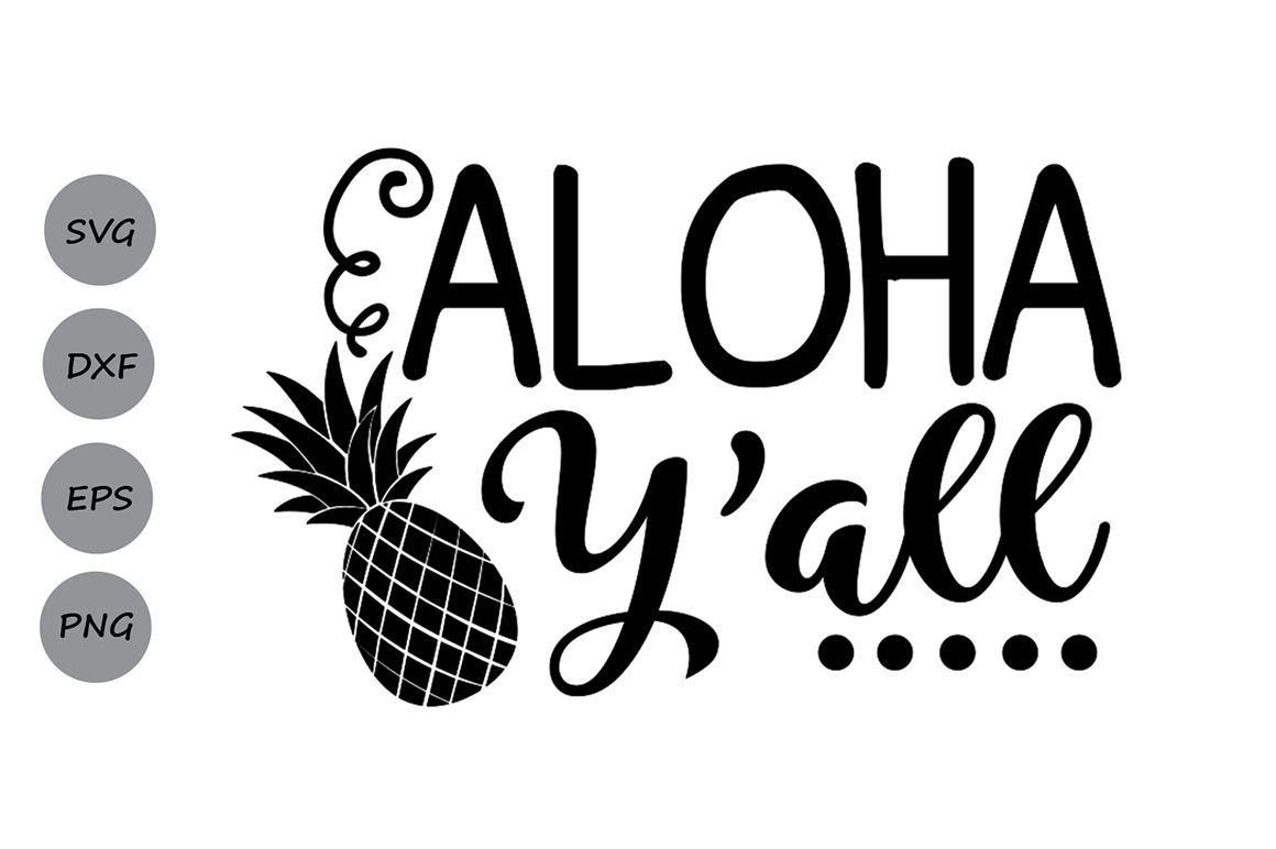 Vector DIGITAL DOWNLOAD! png Mickey Heads Pineapple SVG \u2013 Tropical Fruit with Aloha lettering svg cut file for cricut /& eps pdf printable