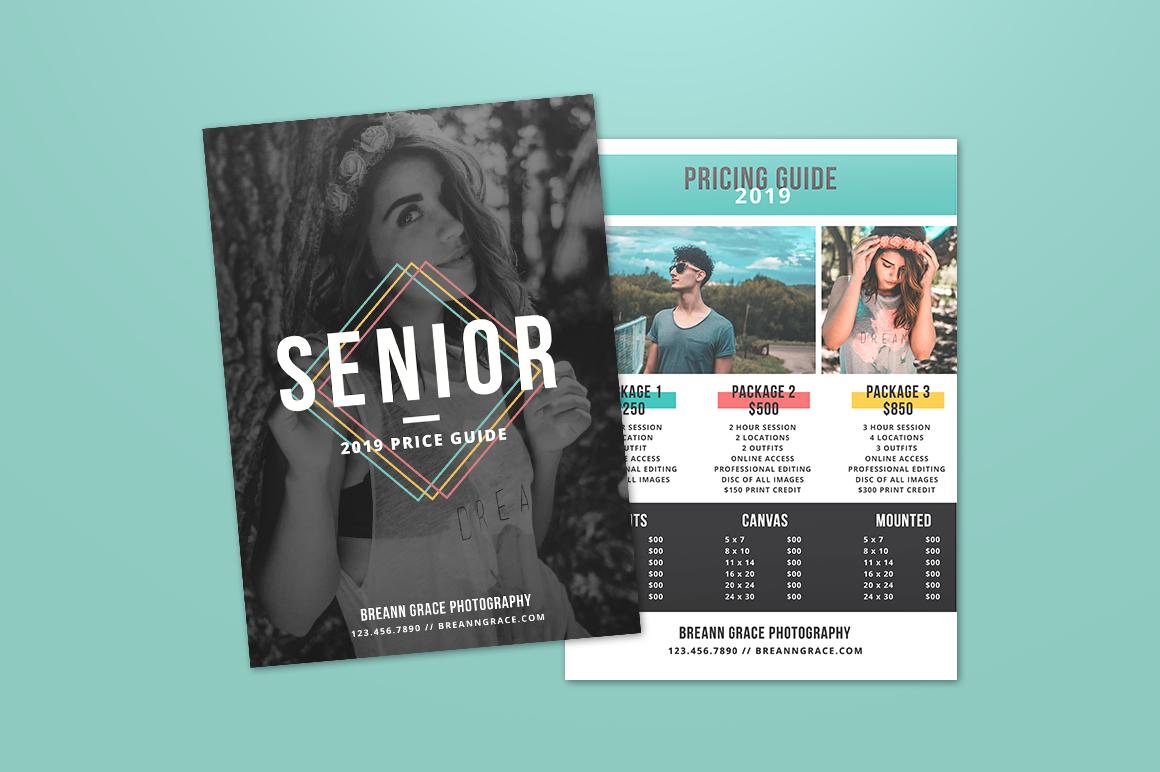 The Essential Photography Branding & Marketing Kit By Brandi