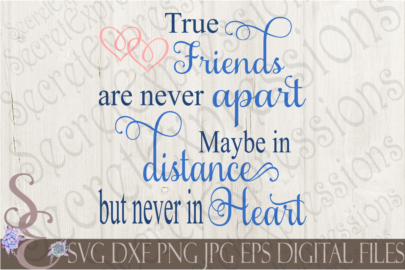 Friend Friendship Svg Bundle By Secretexpressionssvg