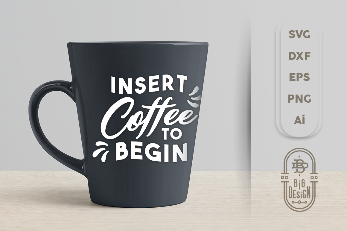 Svg Cut Files Bundle For Coffee Lovers By Big Design Thehungryjpeg Com