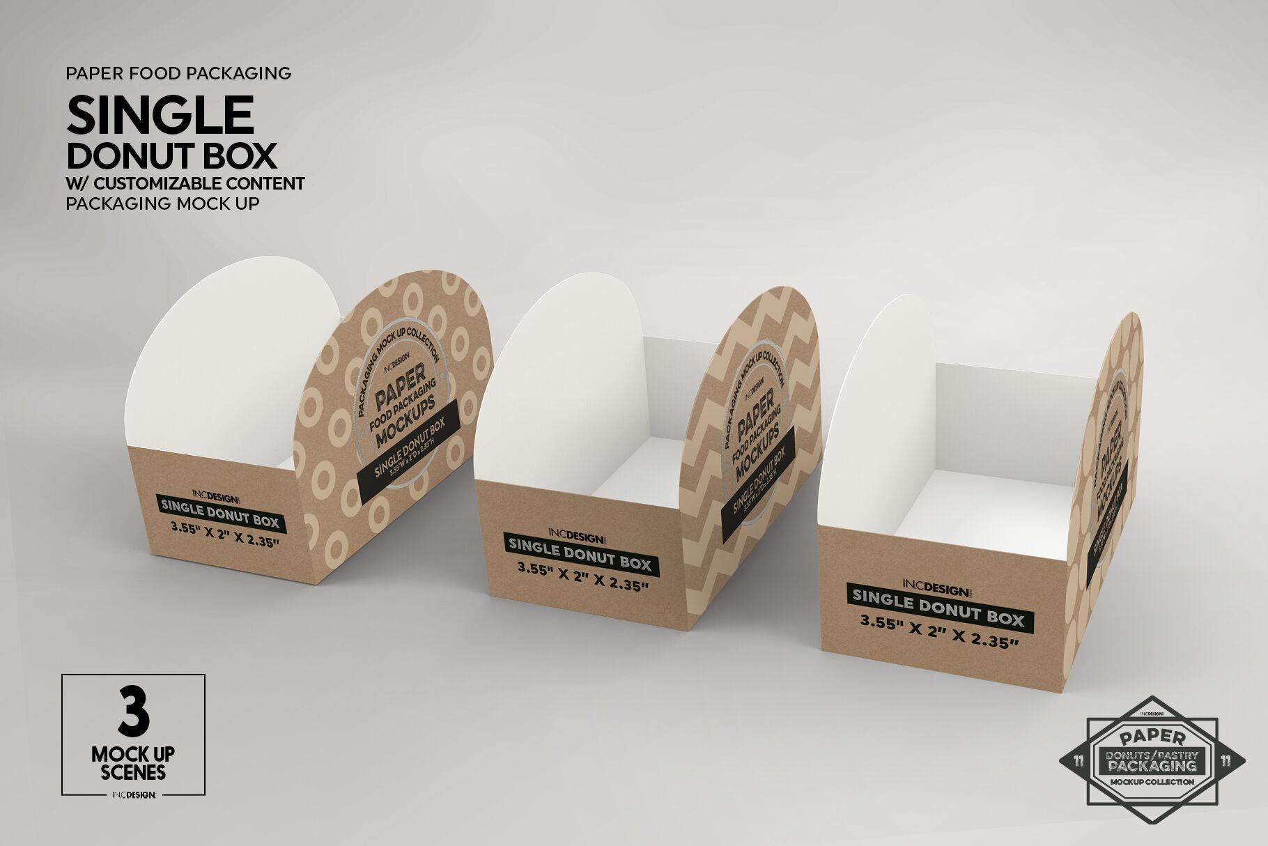 Free Mockup Packaging Psd