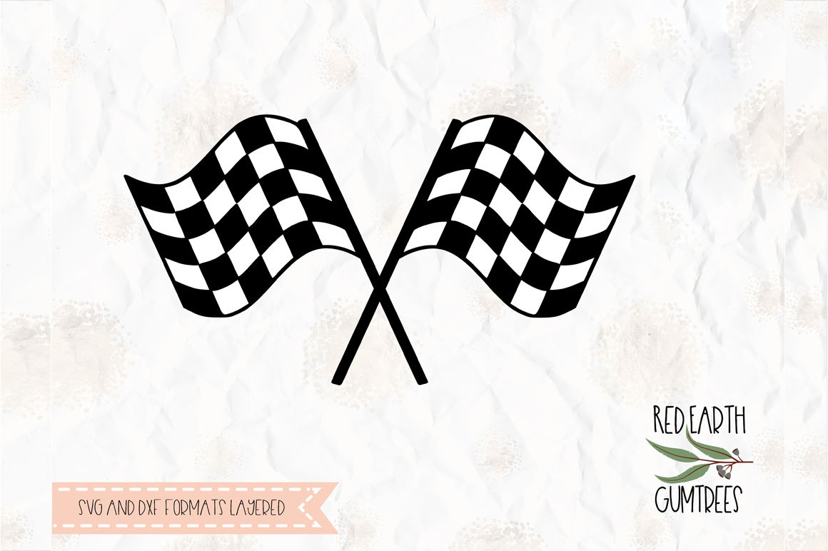 Racing Flag Race Flag Checkered Flag Svg Png Eps Dxf Pdf By