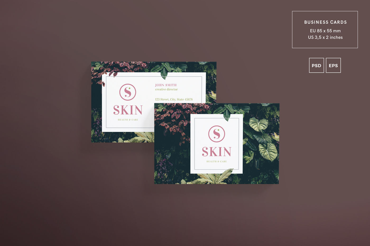 Design Templates Bundle Flyer Banner Branding Skin Care By Amber Graphics Thehungryjpeg Com
