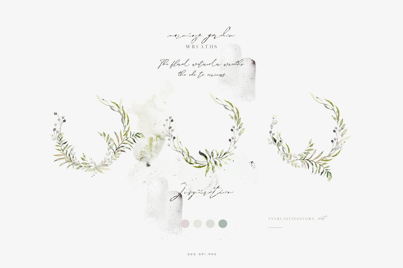 Evergarden  Alphabets&Graphics By The Everlasting Story