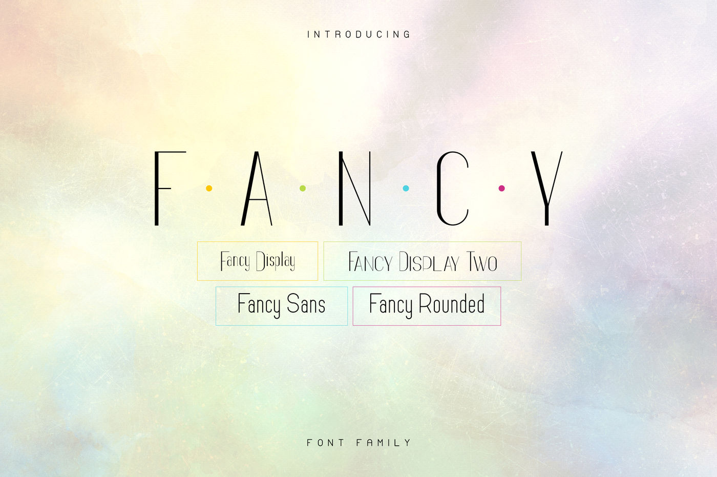Fancy Font Family 12 Fonts By Vpcreativeshop Thehungryjpeg Com