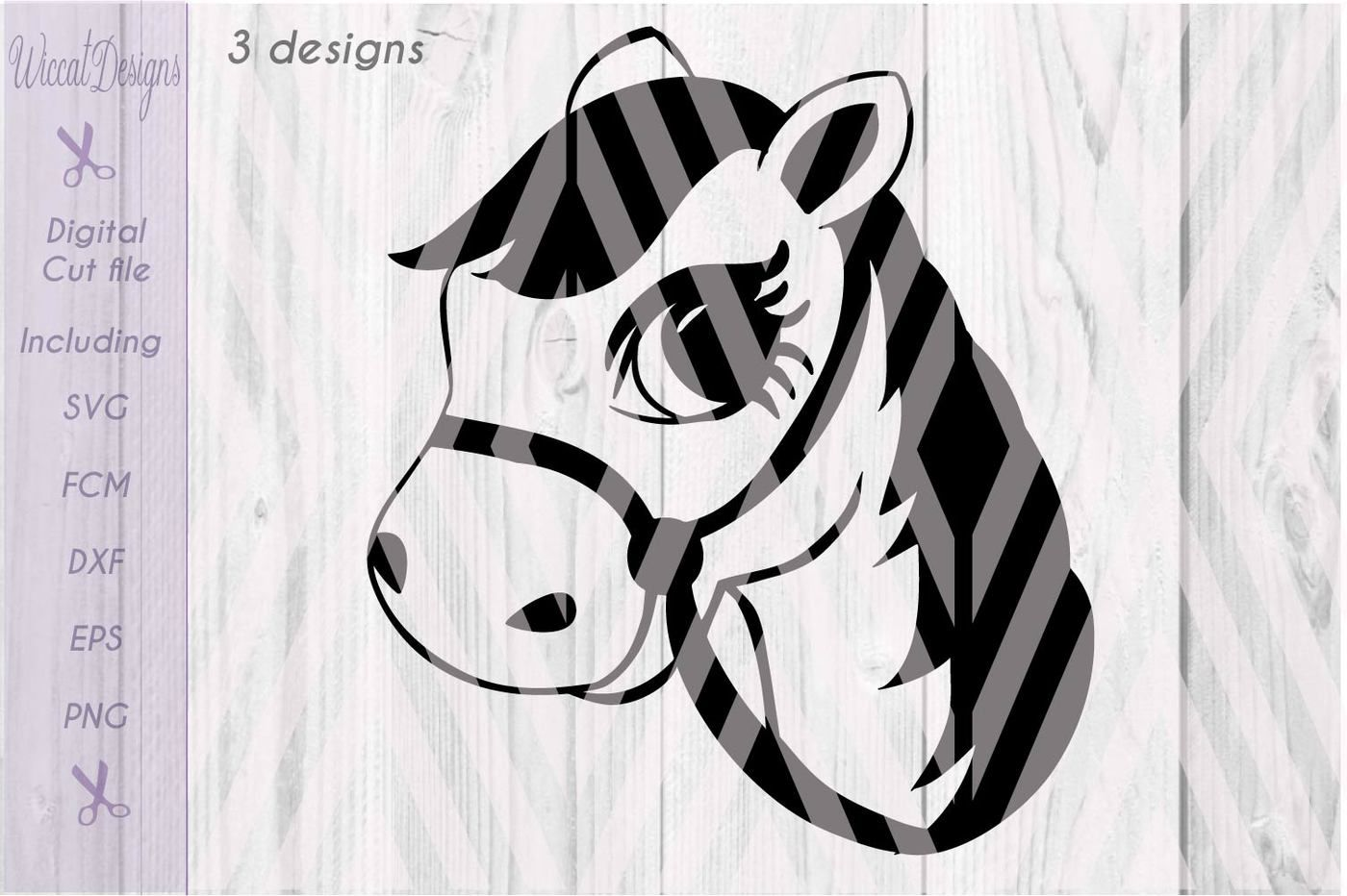 Horse Svg Pony Horse Shoe Svg Girls Animals Cute Pony Horse Face By Wiccatdesigns Thehungryjpeg Com