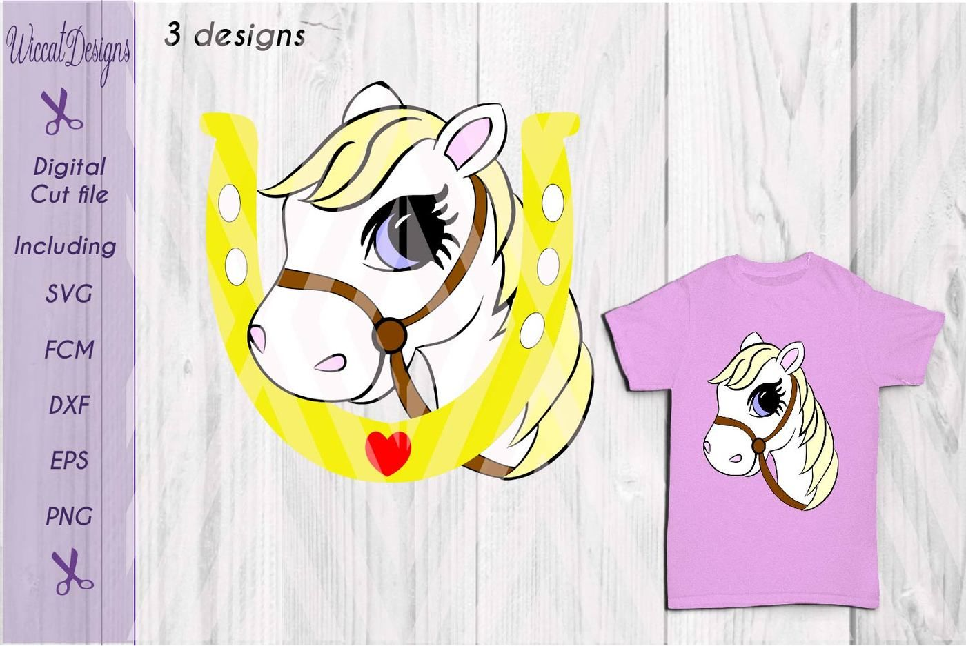 Horse Svg Pony Horse Shoe Svg Girls Animals Cute Pony Horse