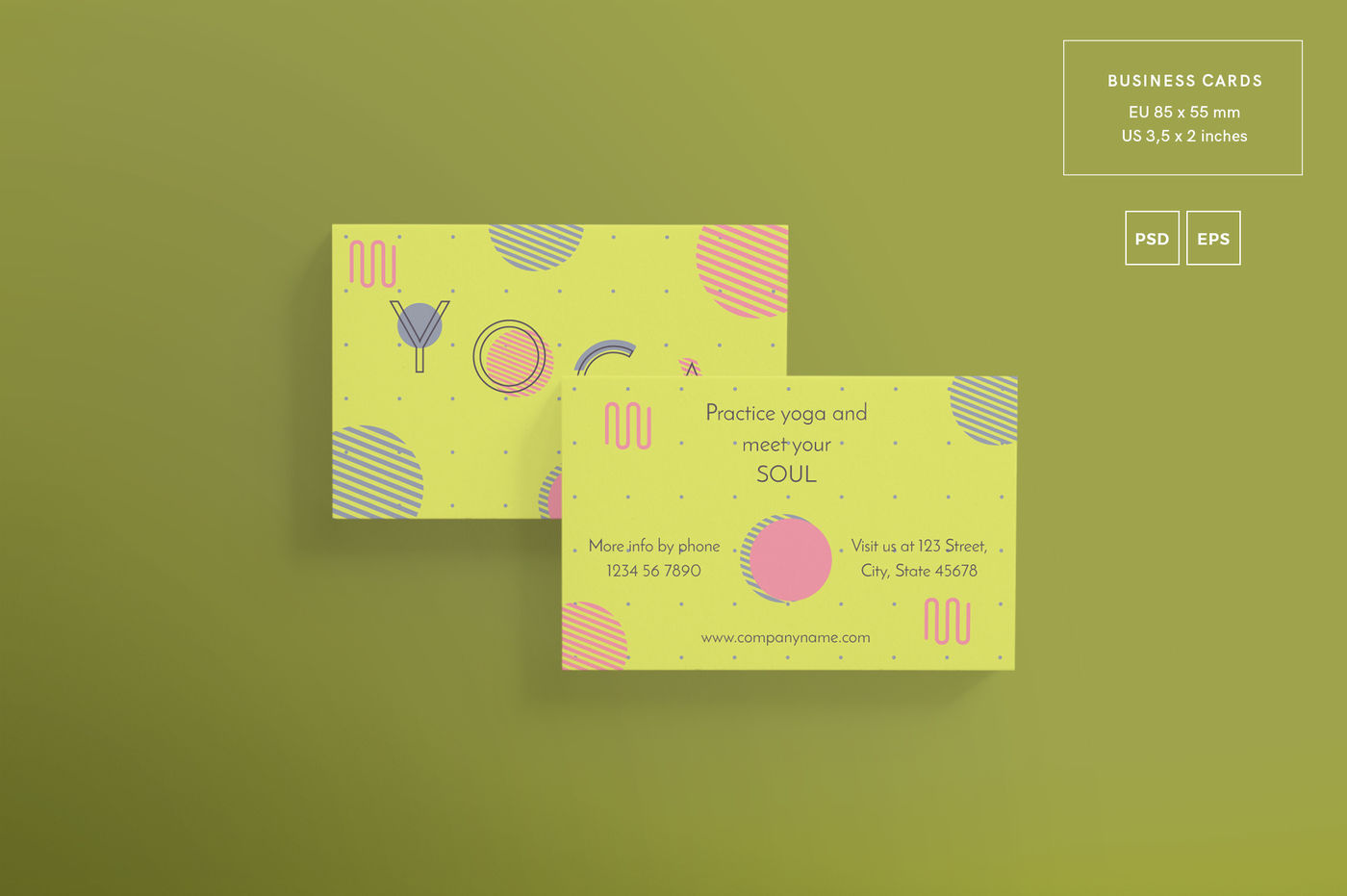 Download Sticky Notes Branding Mockup Free Psd Yellowimages