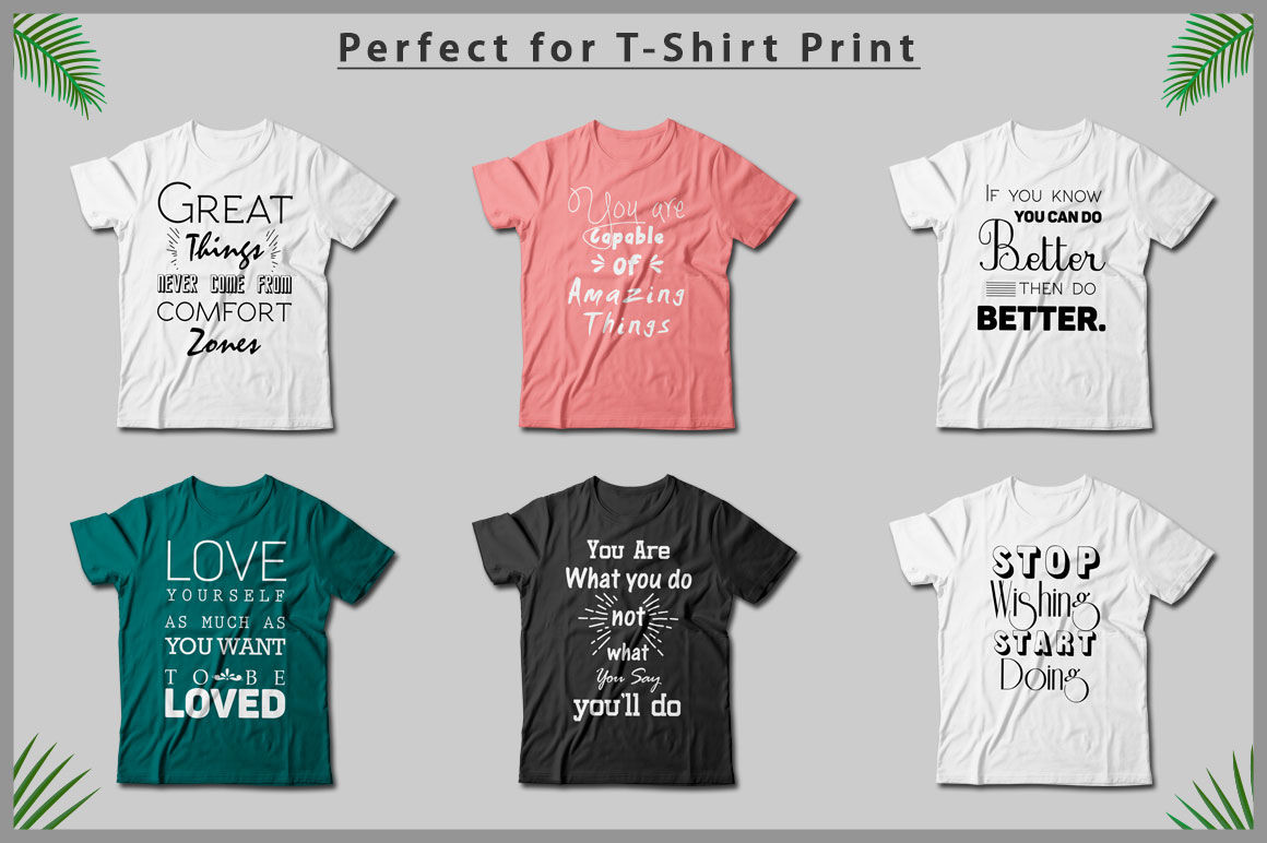 Inspirational Quotes Svg Bundle By Teewinkle Thehungryjpeg Com