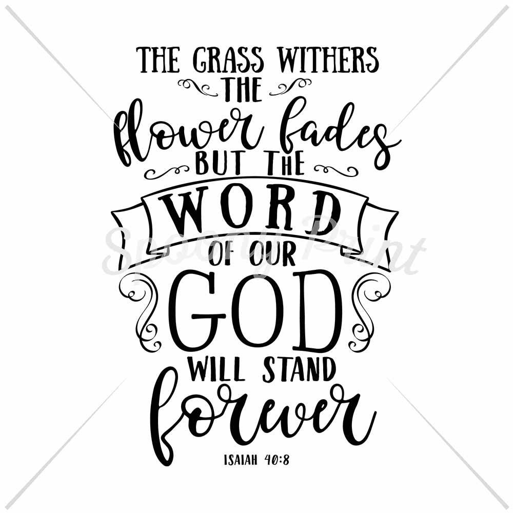 Word Of God By Spoonyprint Thehungryjpeg Com