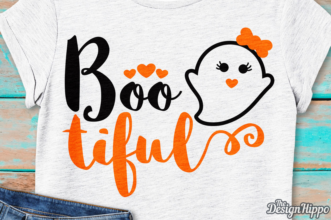 Bootiful Svg Boo Tiful Svg Halloween Svg Boo Svg Bow Svg Png
