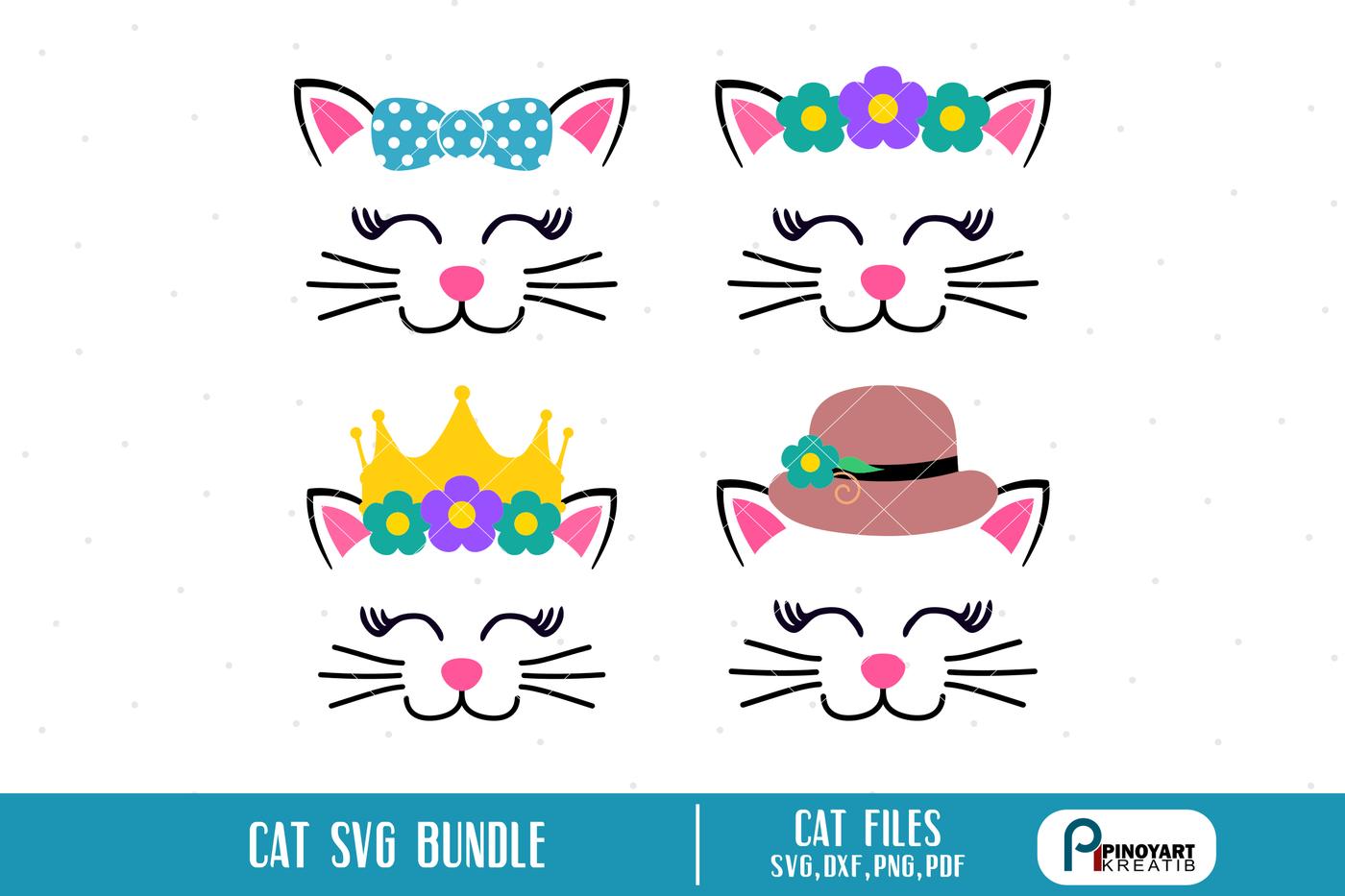 Cat Svg Cat Svg File Cat Graphics Cat Clip Art Cat Prints Svg