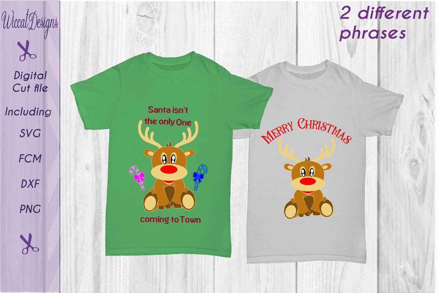 Reindeer Svg Baby Reindeer Svg Baby Boy Svg Christmas Svg Baby