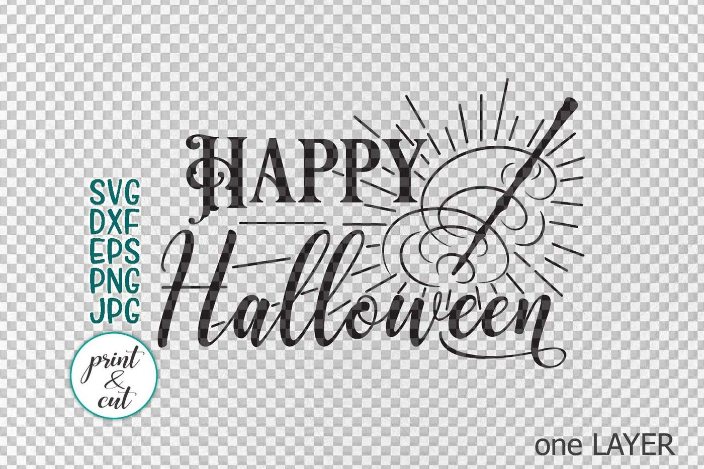 Download Halloween Cutting File Kwd162H Image