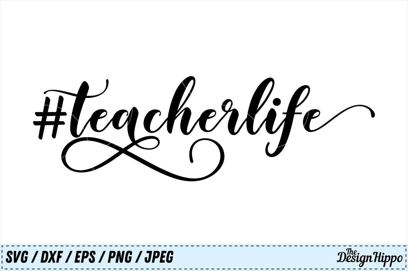 Teacher Svg Bundle Teacher Bundle Svg Dxf Png Cut Files