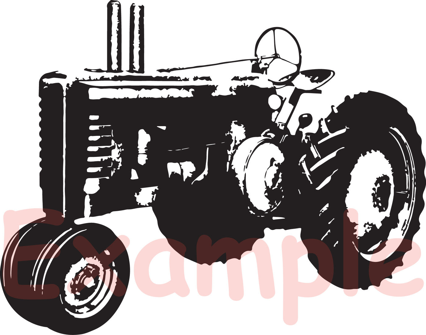 Farm Tractor Svg Farm Life Svg Vintage Tractor Svg 943s By