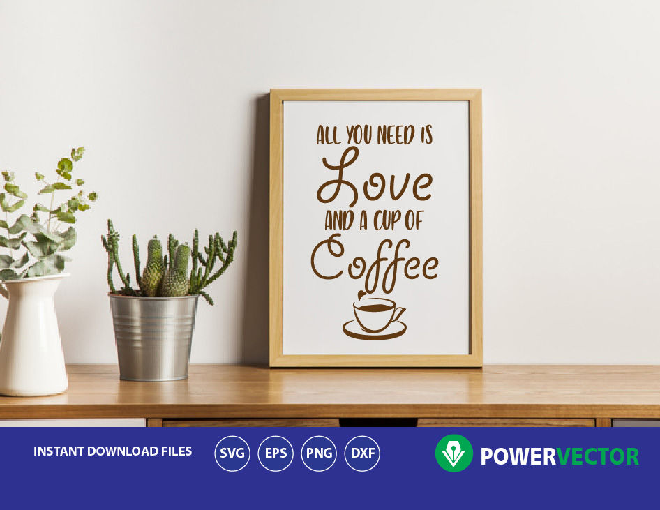 Coffee Quotes Svg Bundle By Powervector Thehungryjpeg Com
