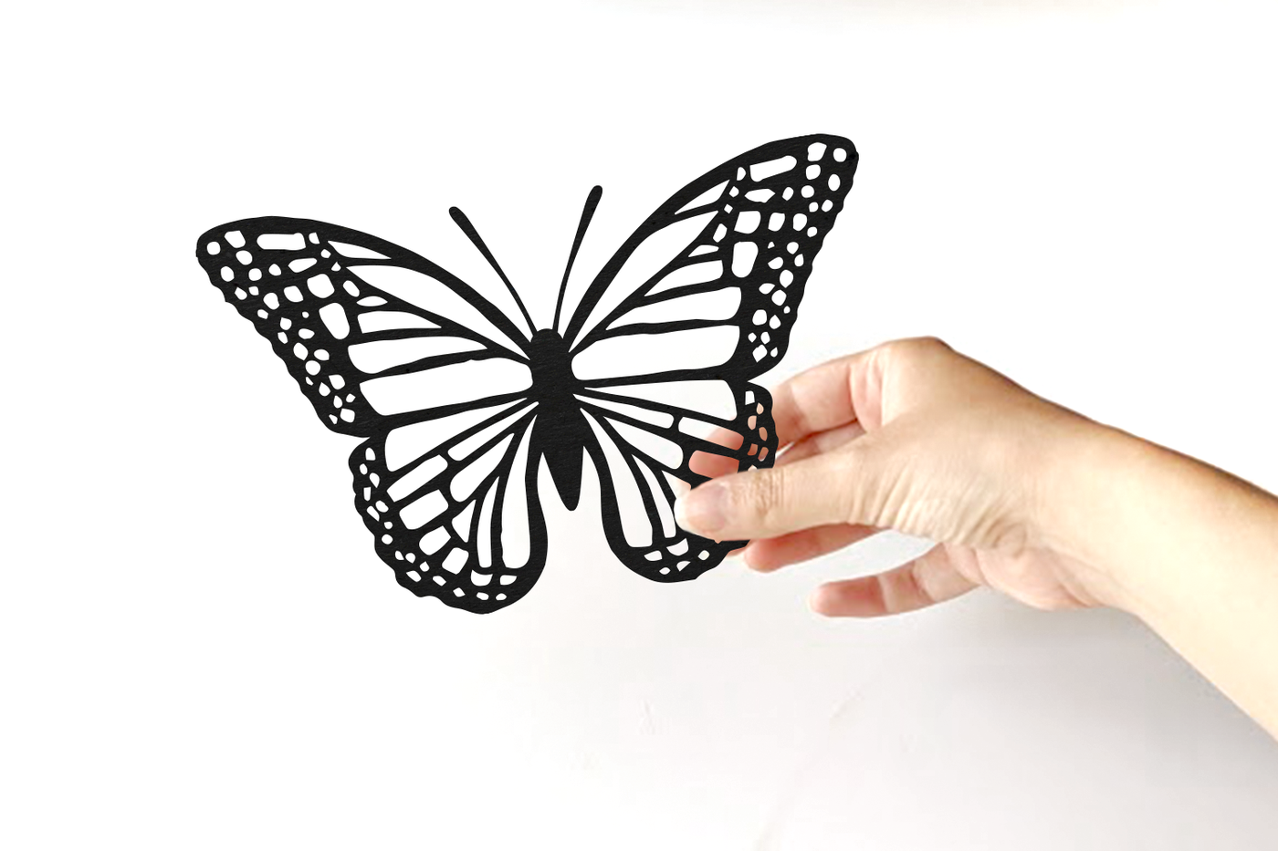 Monarch Butterfly Svg Png Dxf By Risa Rocks It