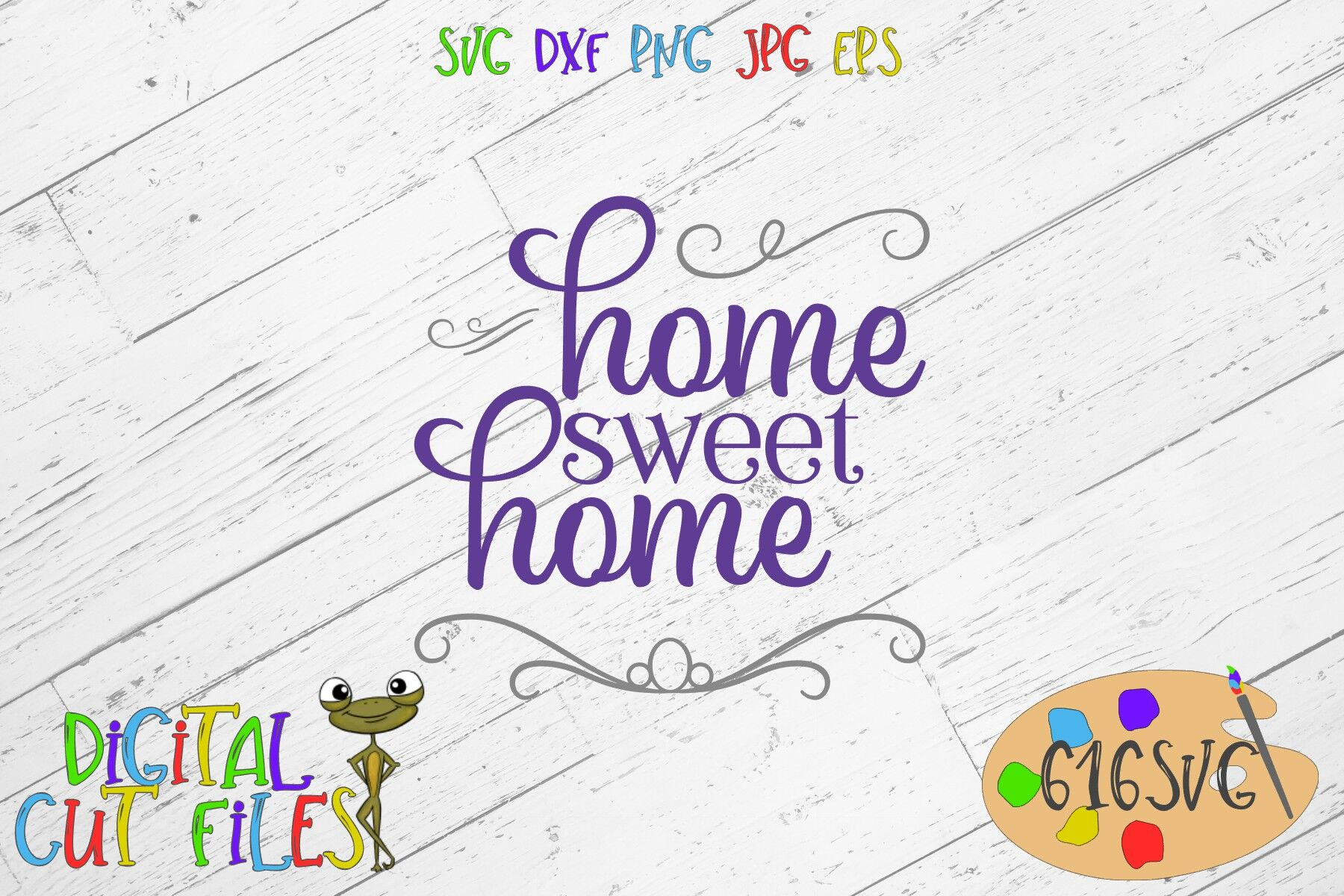 Home Sweet Home Svg By 616svg Thehungryjpeg Com