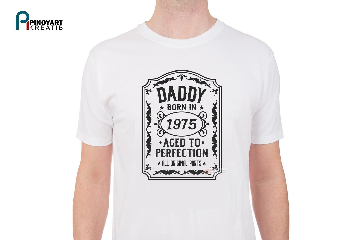 Daddy Vintage Svg Vintage Svg Birth Svg Daddy Svg By Pinoyart