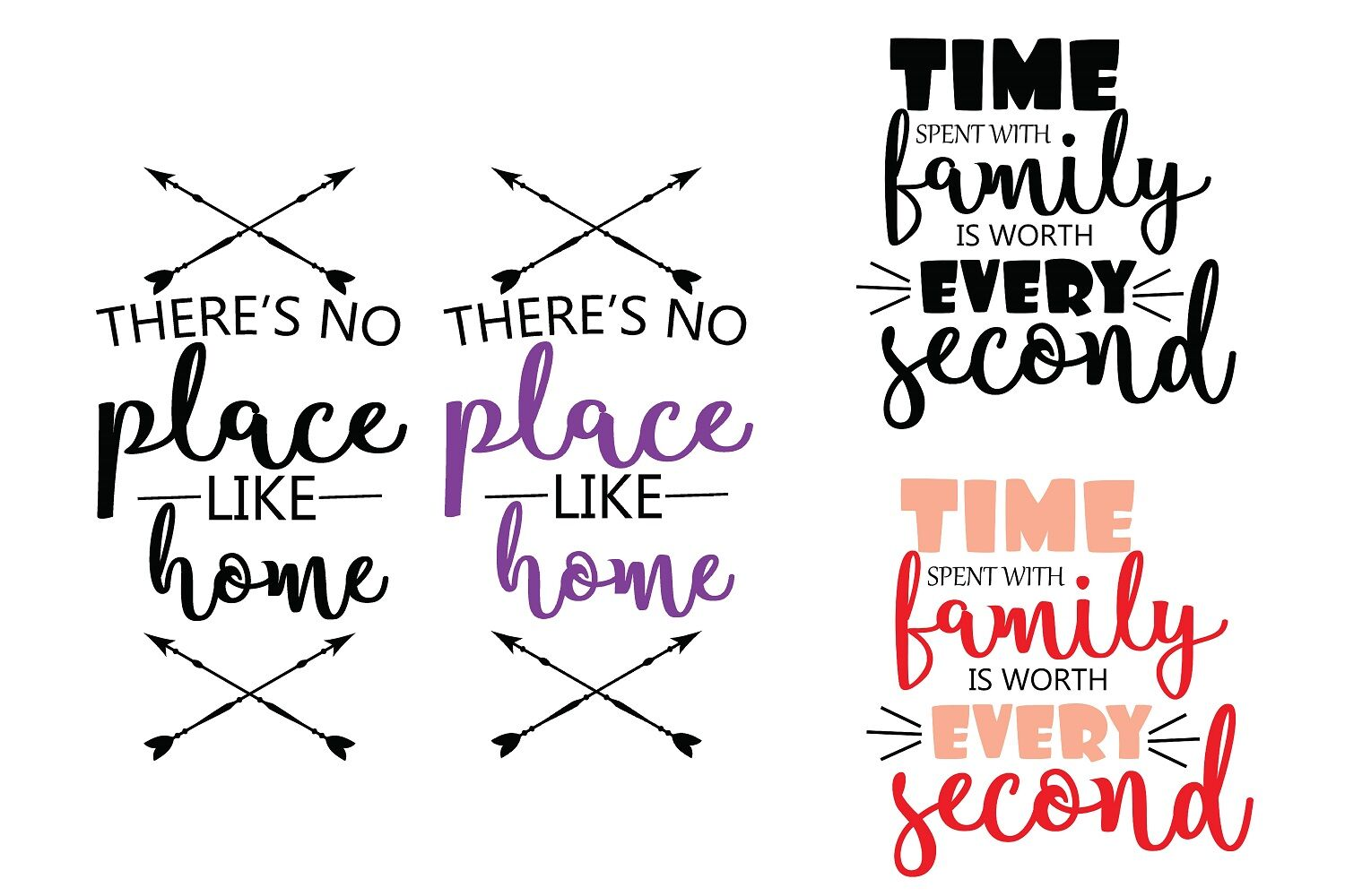 Family Quote Svg Cutting Files Love Quotes Svg Cutting Files By