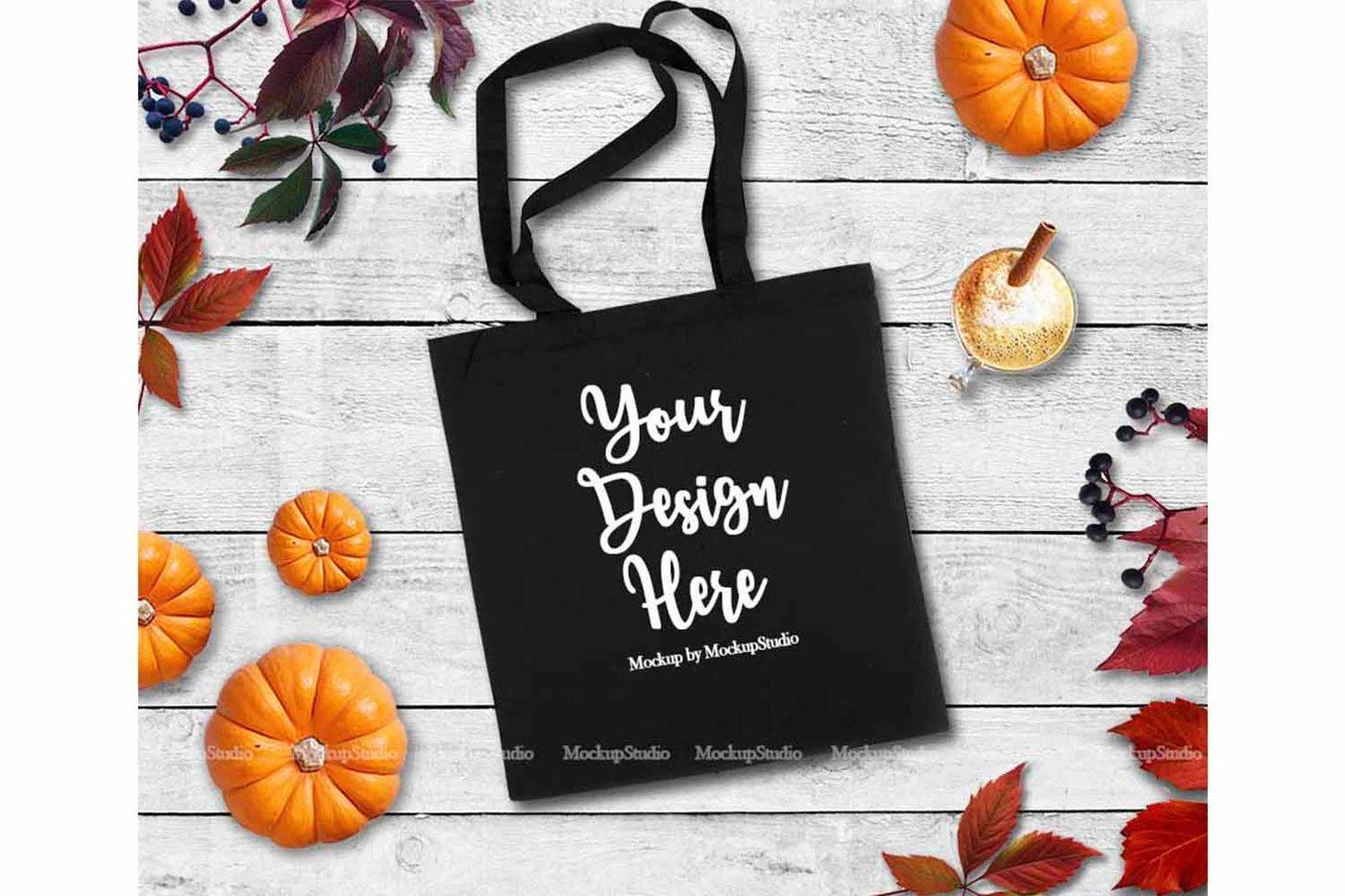 Autumn and Fall Tote