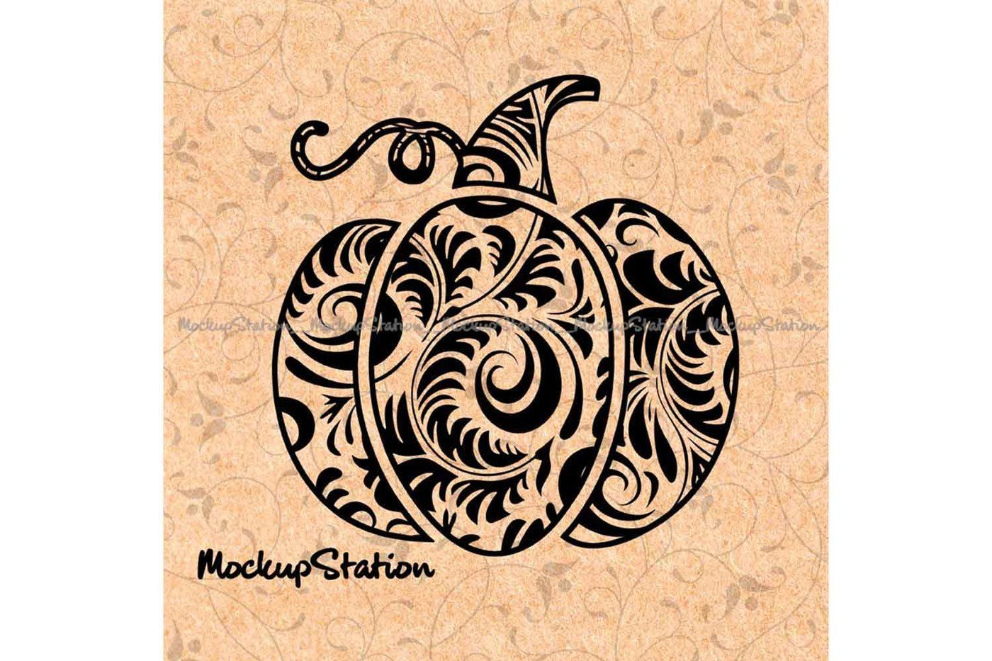 138+ Layered Pumpkin Mandala Svg Free – SVG Bundles