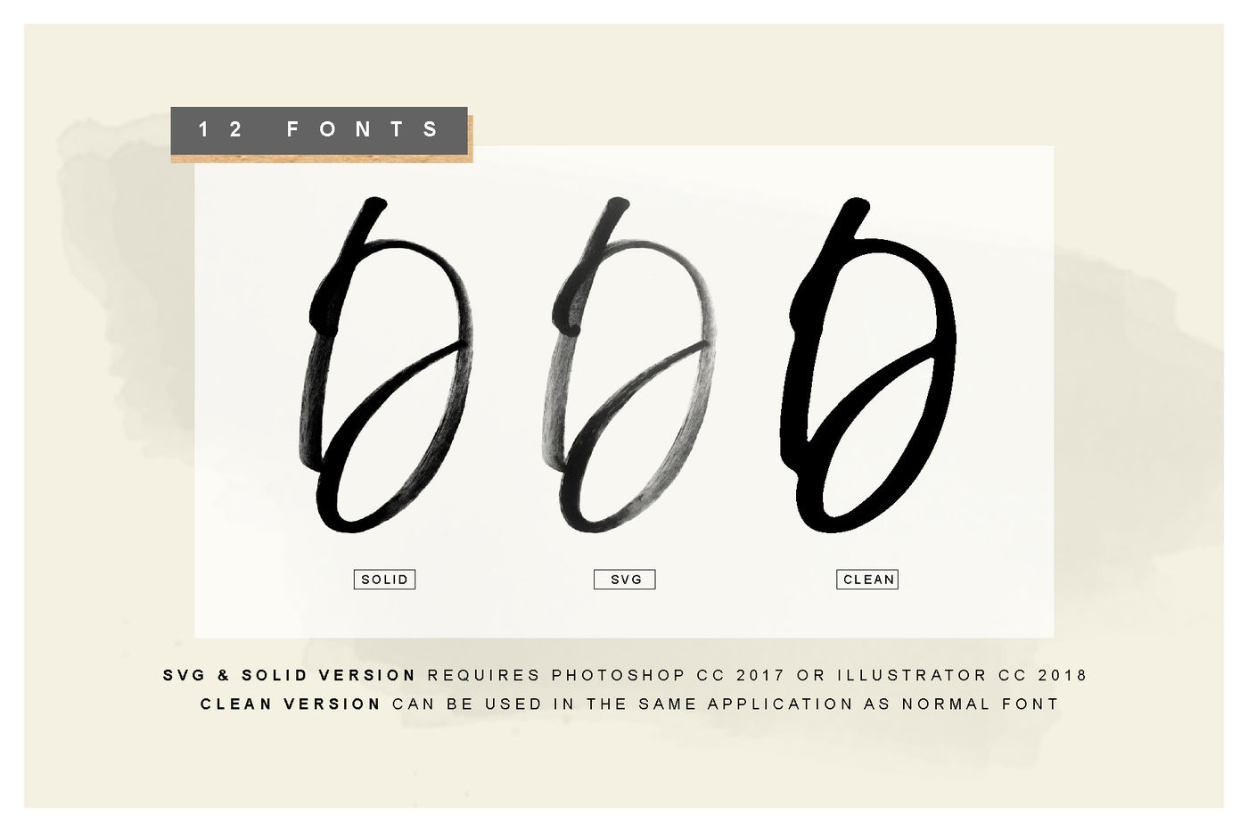 Display Signature Font - SVG By Emtheen | TheHungryJPEG com