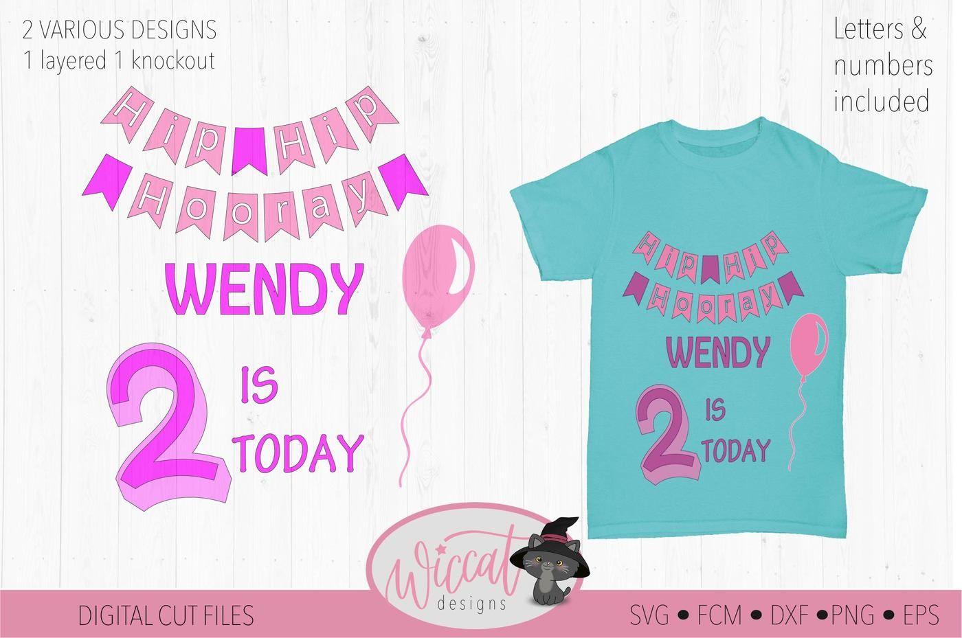 Happy Birthday Svg Shirt Design Birthday 1 To 9 Svg Banner Svg