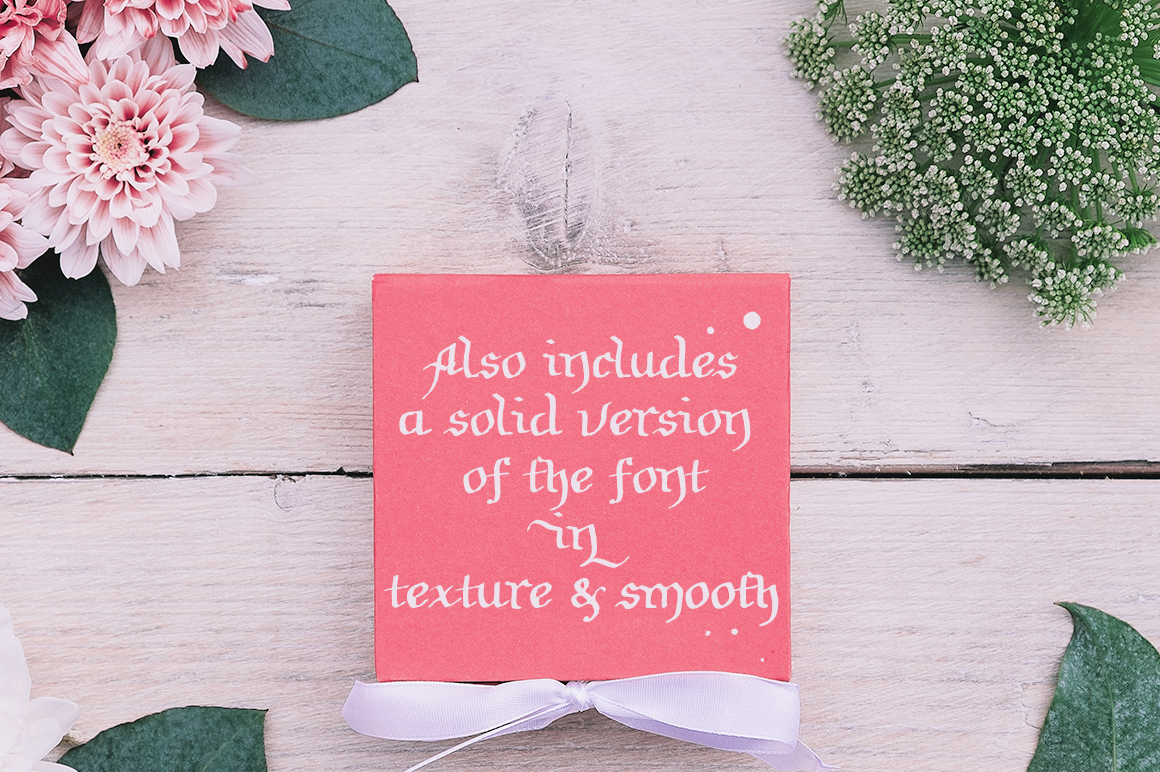 Soft Notes A Svg Font By Ana S Fonts Thehungryjpeg Com