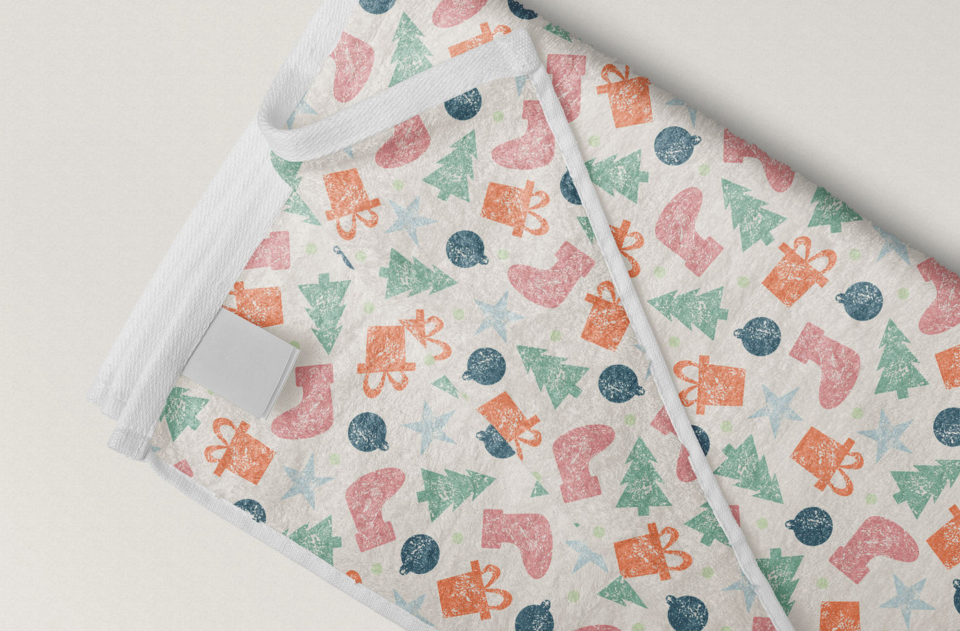 Vector Christmas Pattern Set By Chloes Illustrations
