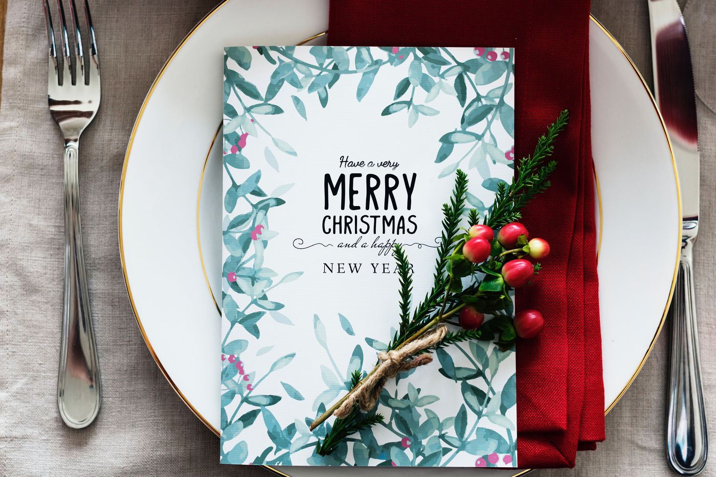 Merry Christmas Display Font And Doodles By Taningreen