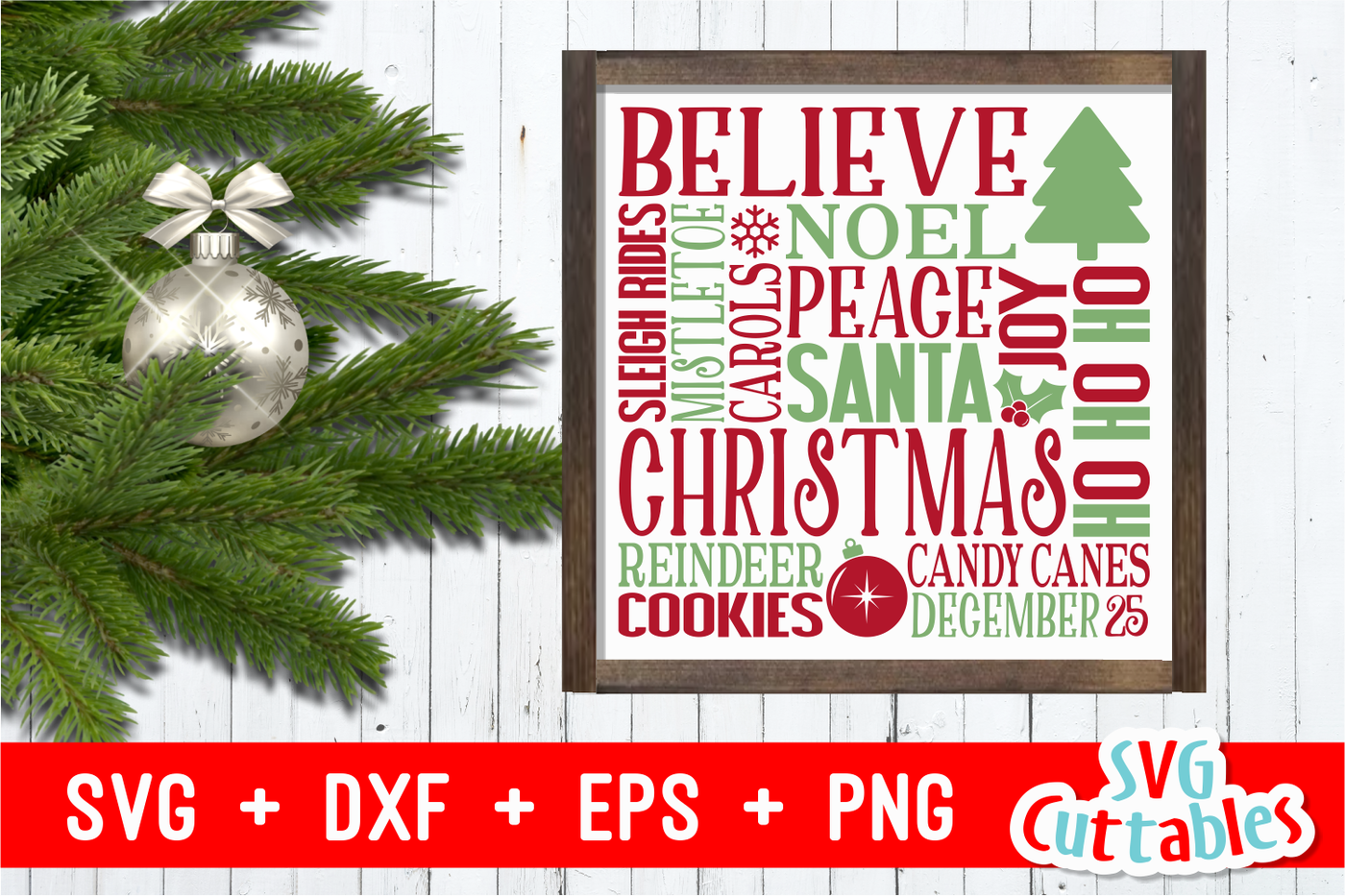 Download Believe Christmas Svg Cuttable Design Svg File Download Free And Premium Svg Cut Images