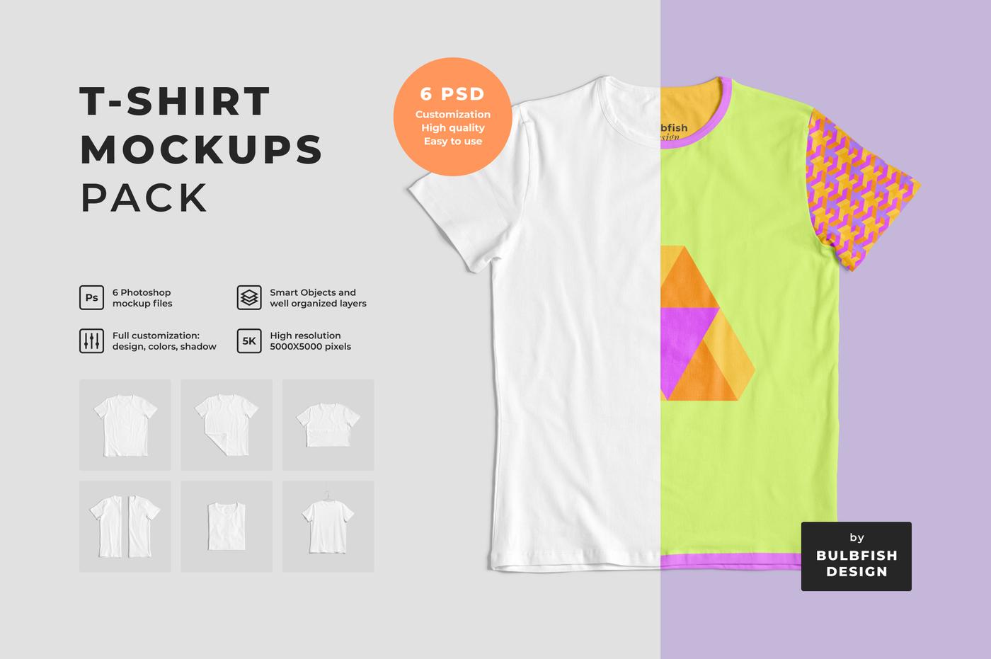 Sport T Shirt Mockup Psd