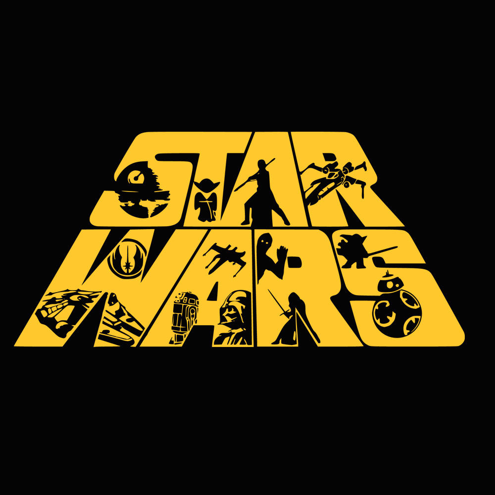 The Best Vector Svg File Free Star Wars Svg PNG