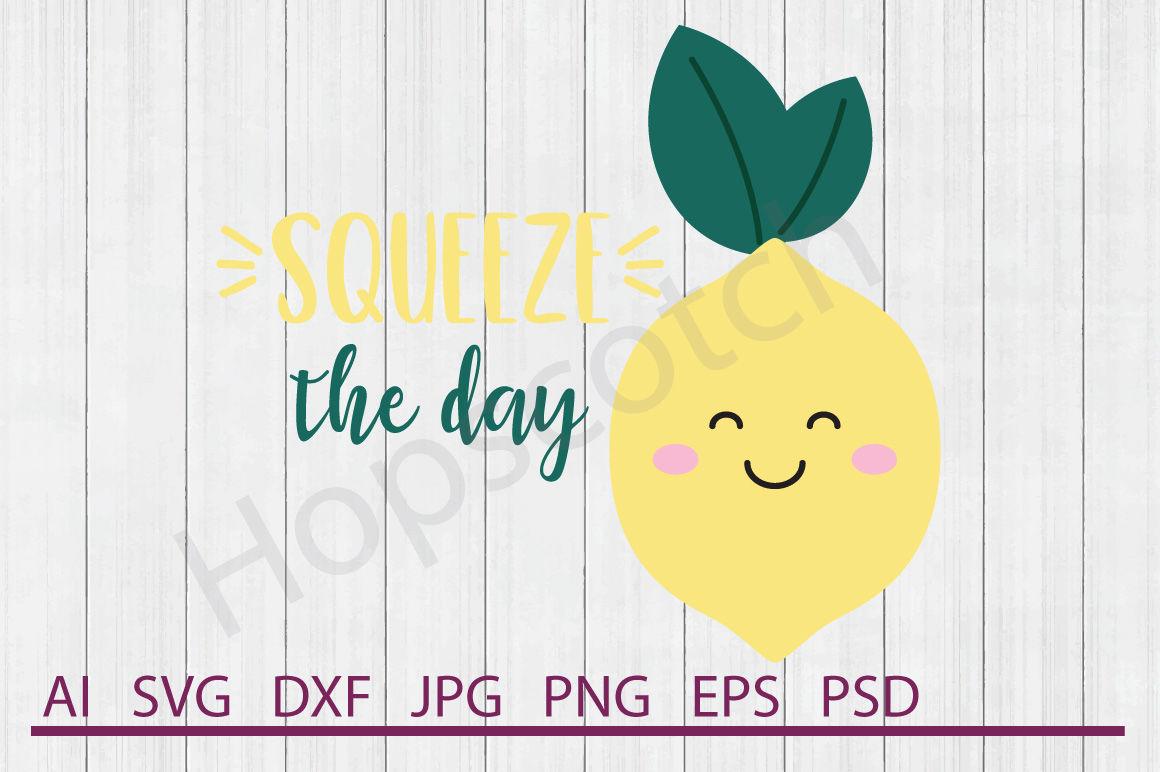Lemon Svg Lemon Dxf Cuttable File By Hopscotch Designs
