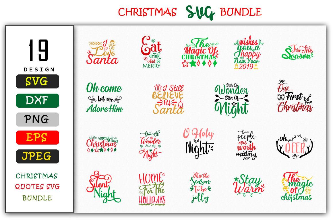 Christmas Svg Design Bundle By Teewinkle Thehungryjpeg Com
