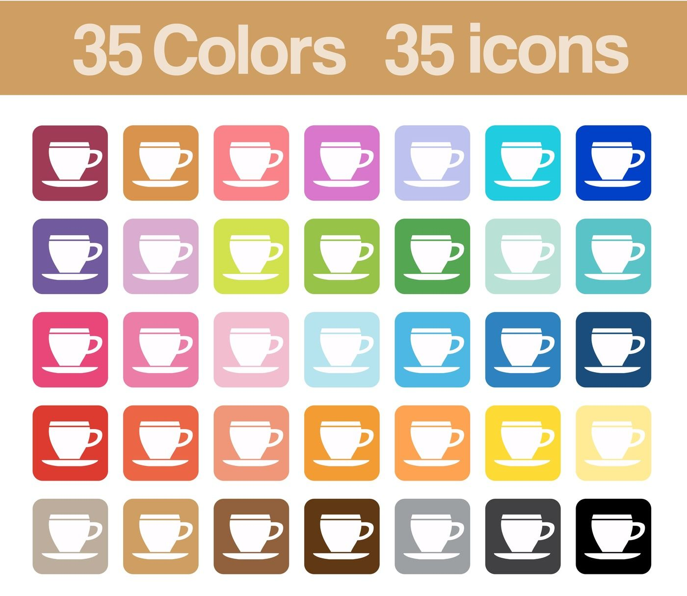 photograph regarding Coffee Cup Printable named Espresso cup printable icons Via Alexzel