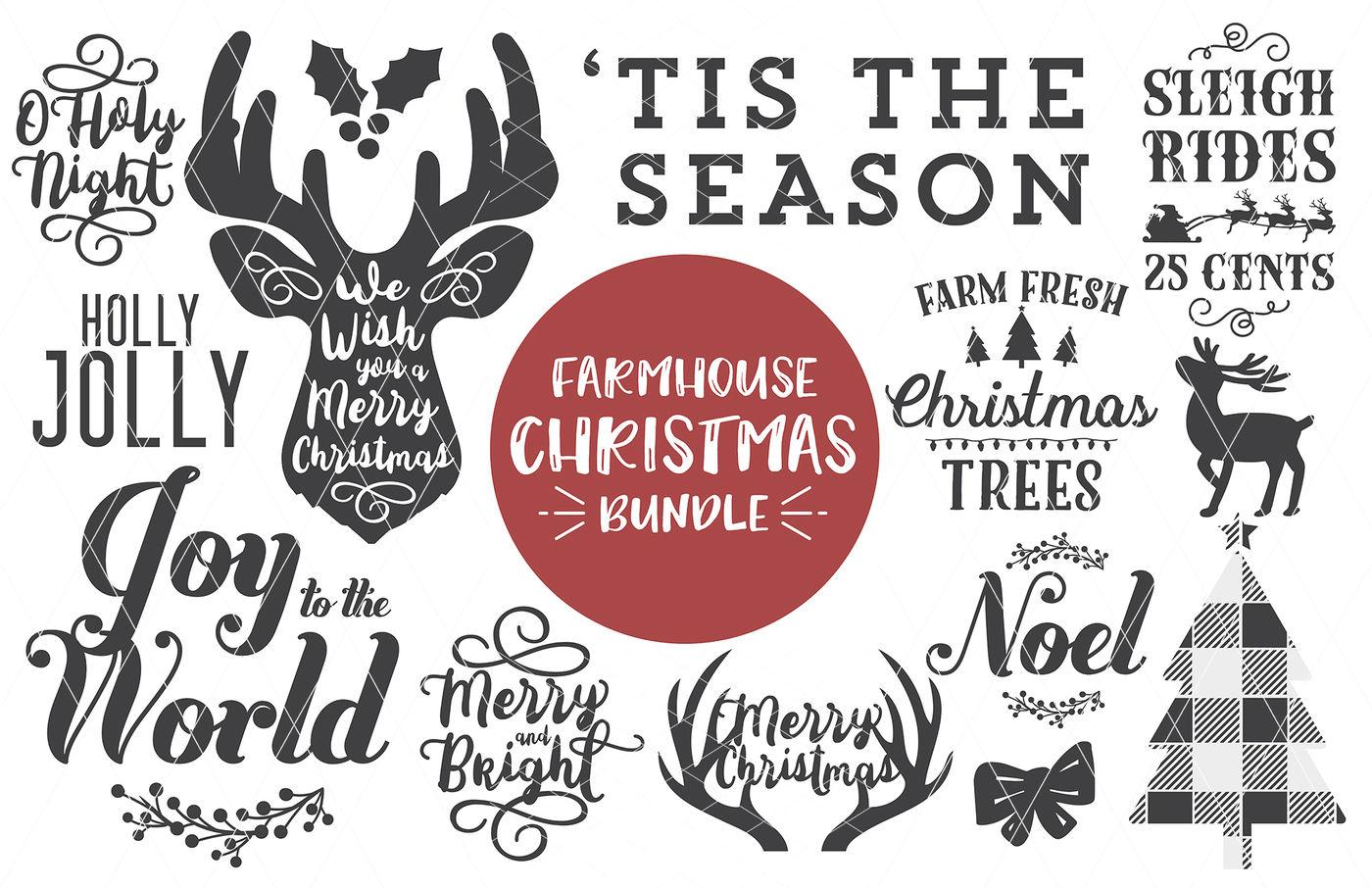 sign svg svg files farm house christmas Farmhouse christmas svg christmas svg bundle christmas svg christmas cut file farmhouse