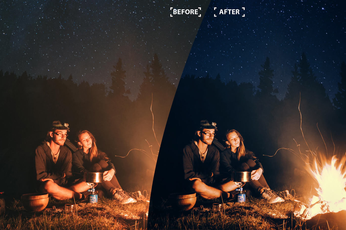 Cinematic Color Grading 01 Premium Photoshop Actions By 3Motional