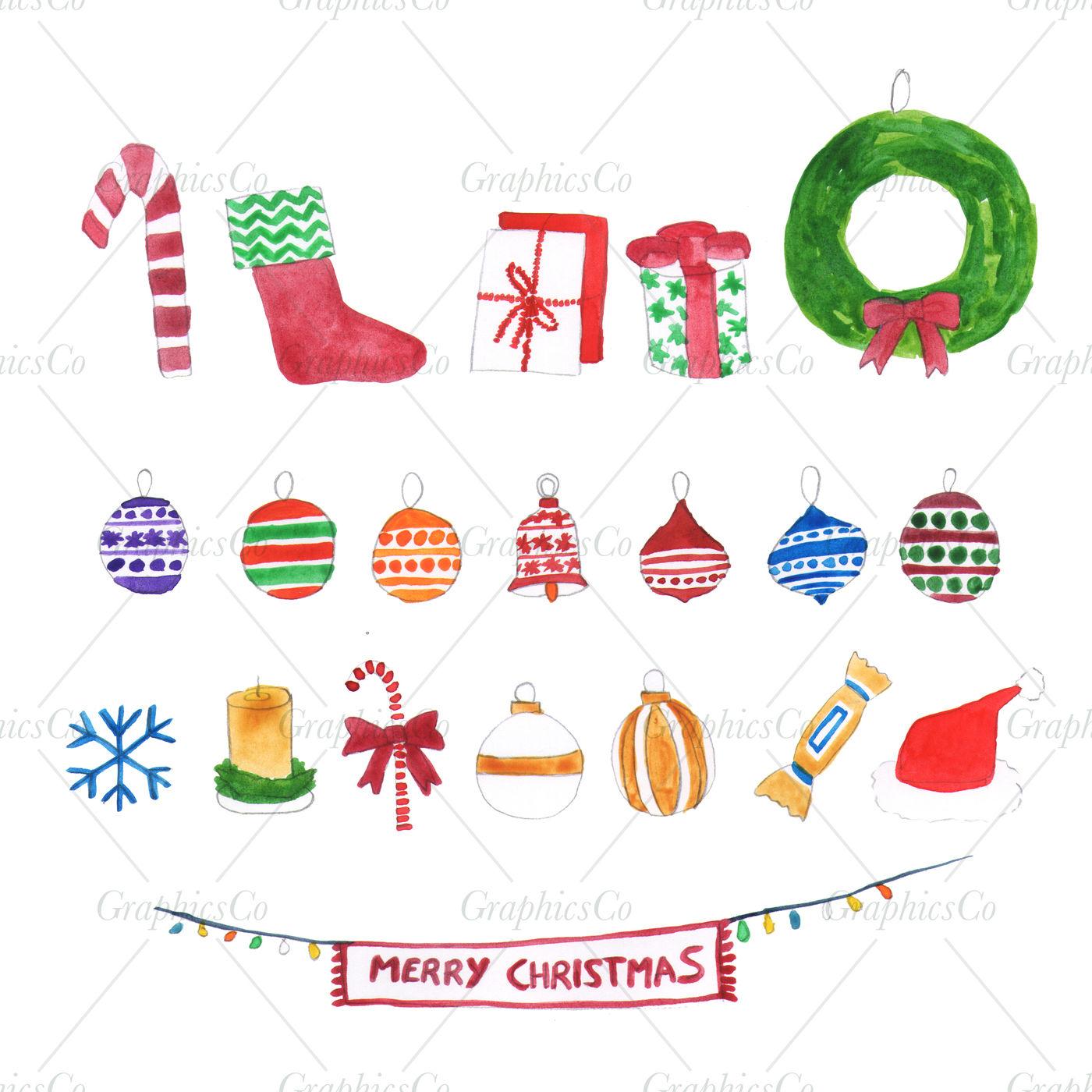 Christmas Clipart Christmas Png Christmas Card Jpg By Graphicsco
