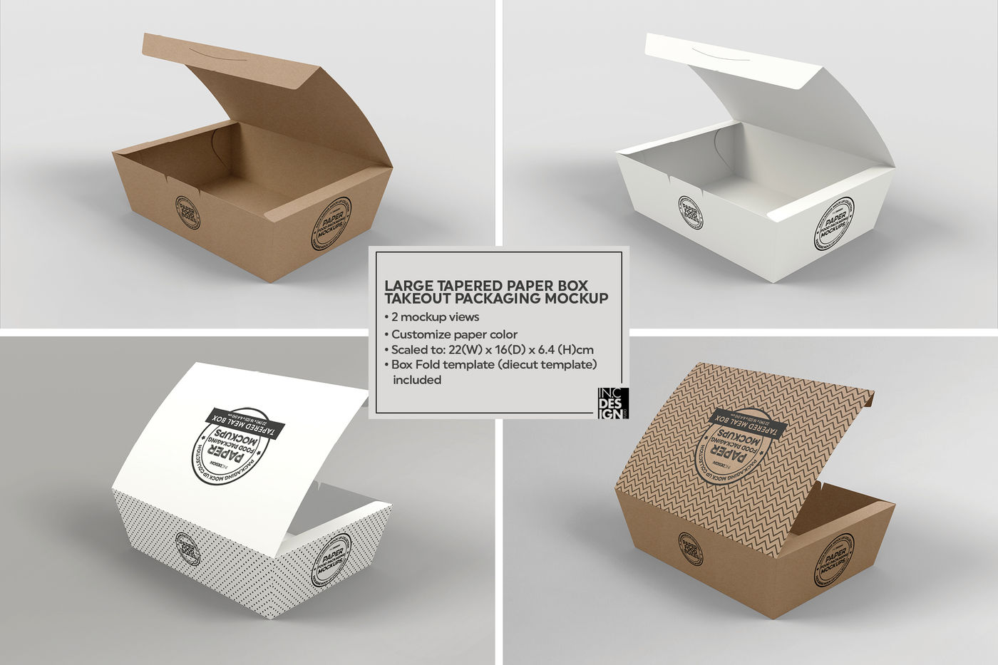 Download Box With Can Mockup Yellowimages