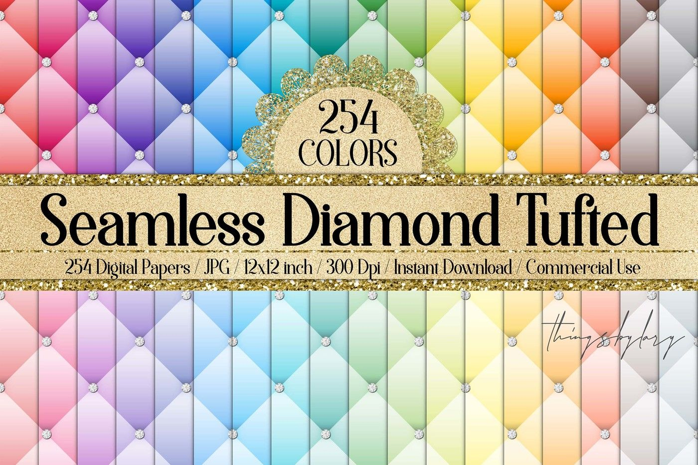 254 Seamless Diamond Upholstery Tufted Quilt Leather Papers By