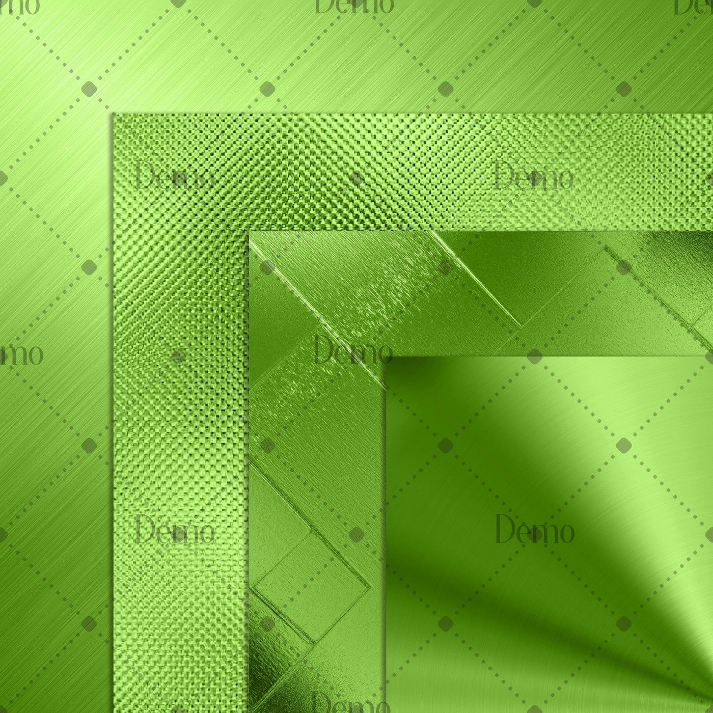 42 Greenery Metallic Texture Digital Papers 12 X 12 Inch By