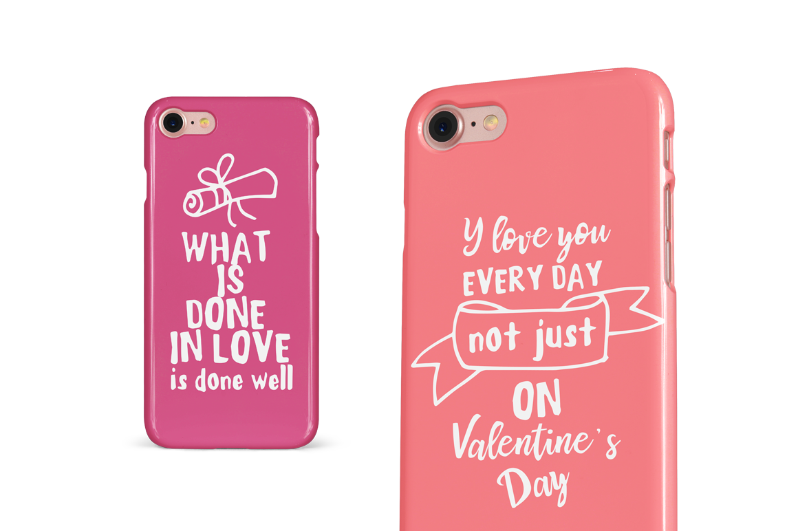 Valentine S Day Love Quotes Svg By Duka Thehungryjpeg Com