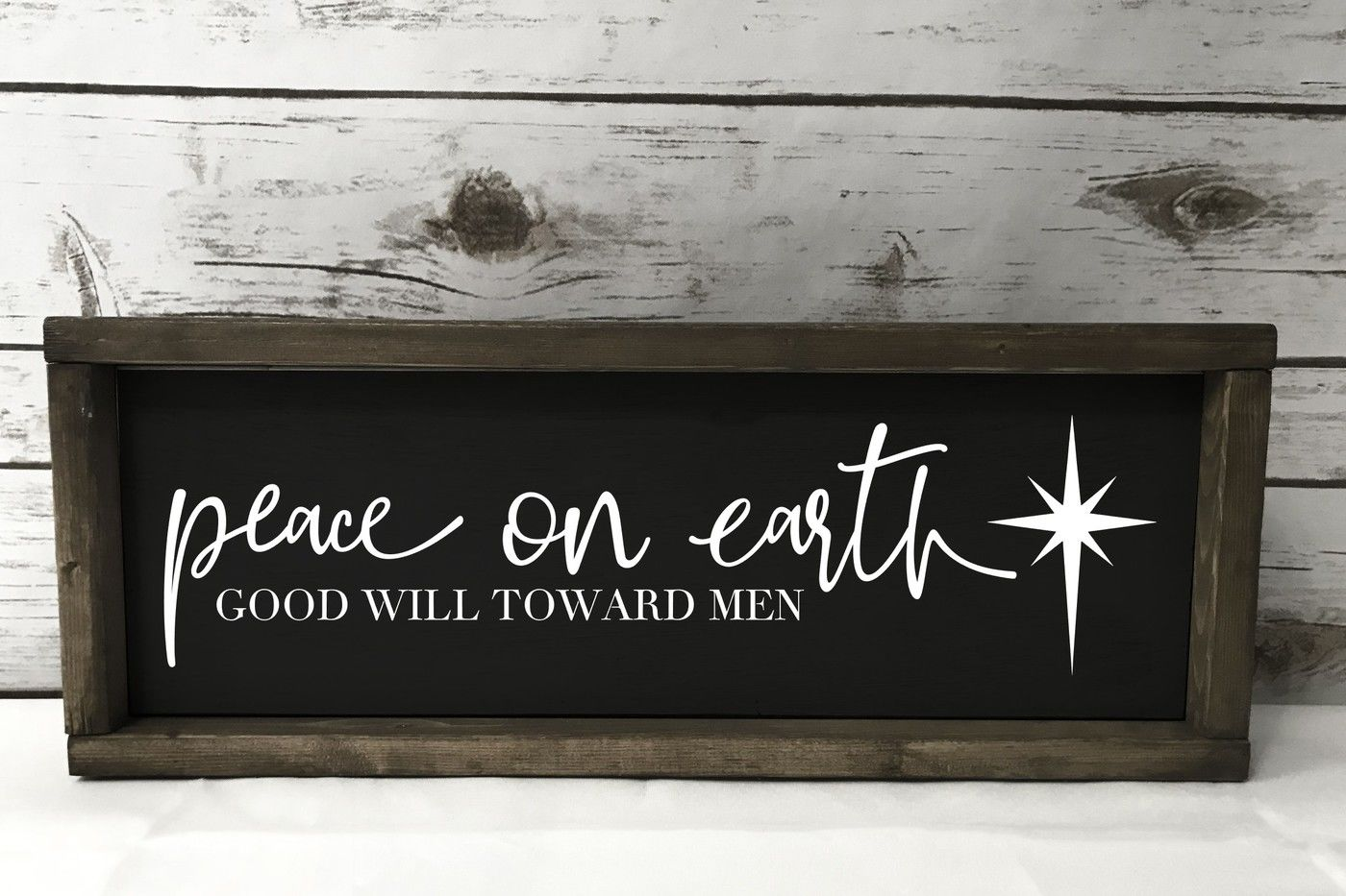 Peace On Earth North Star Svg By Studio 26 Design Co