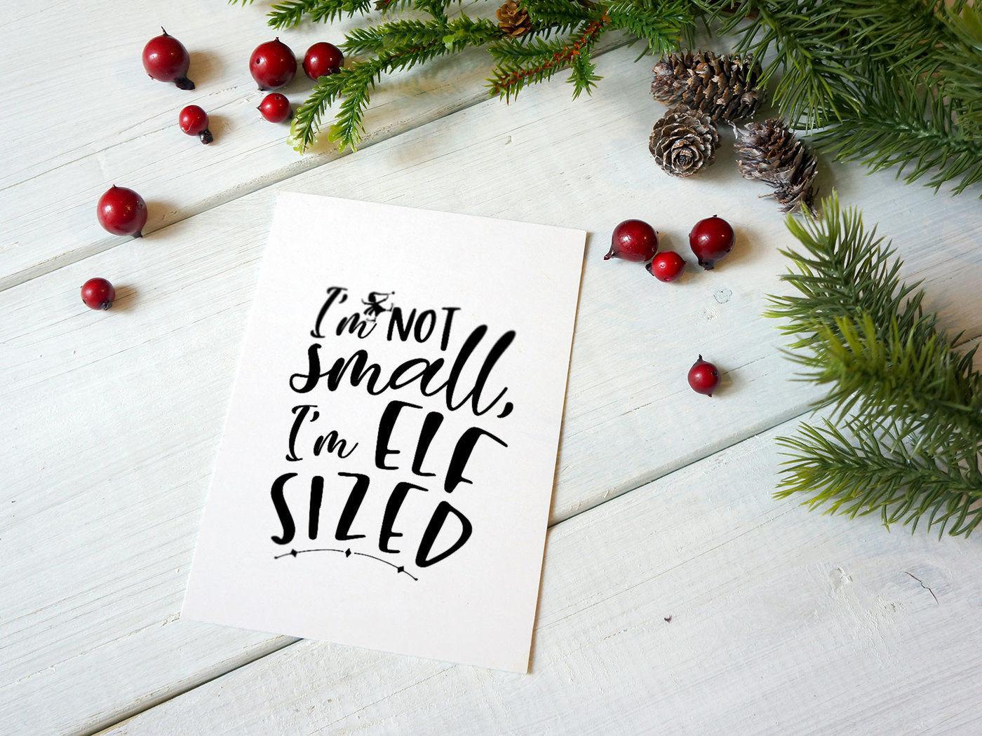 Funny Christmas Quotes Svg Cut File Bundle Deal By Mecstudio