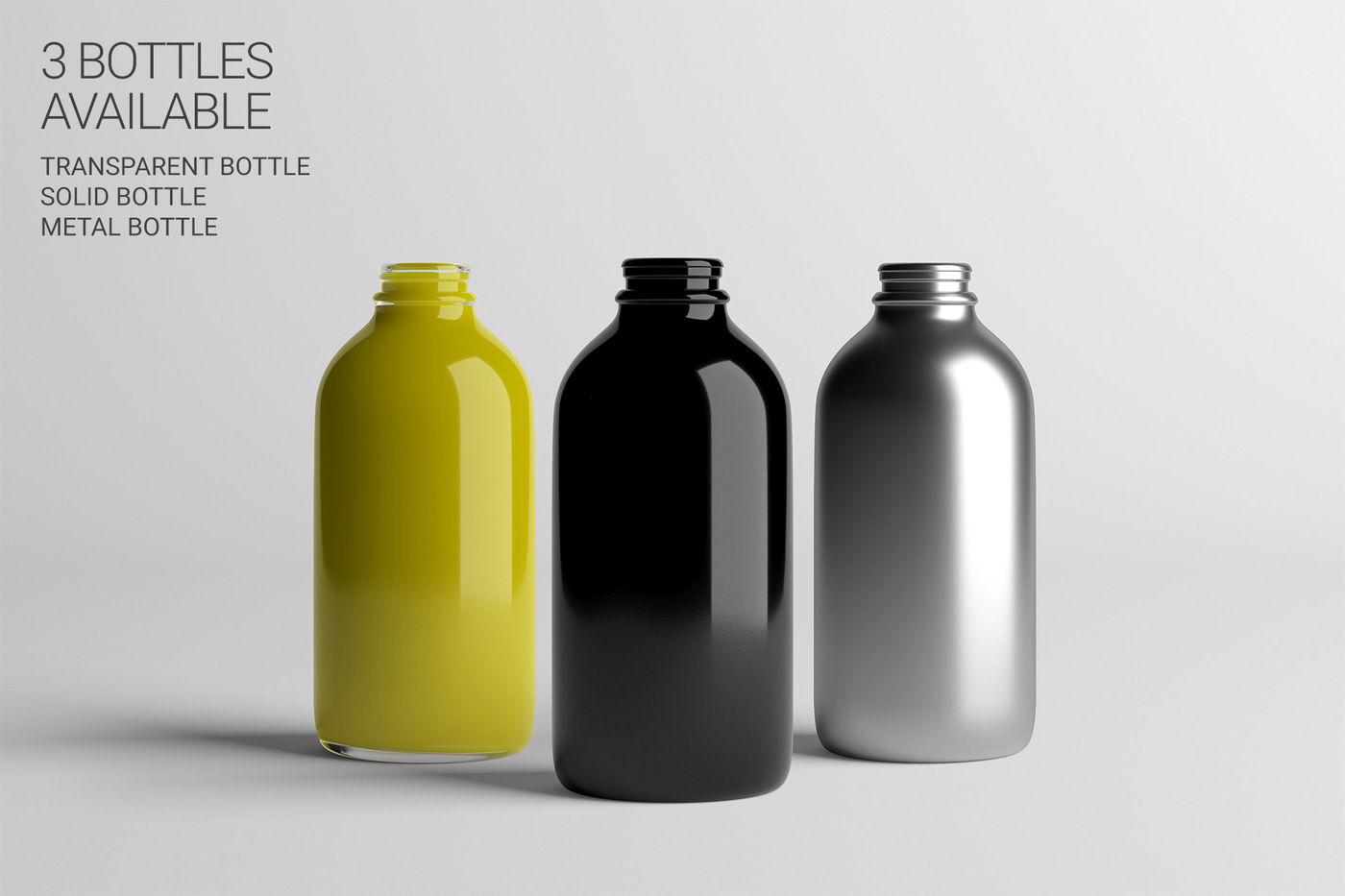 Download Free Psd Bottle Mockup Yellowimages