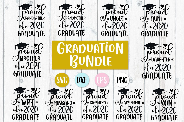 2020 Graduation Bundle 2020 Graduate 2020 Senior By Craft Pixel